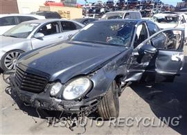 Parting Out Stock# 8361BK 2007 Mercedes E63