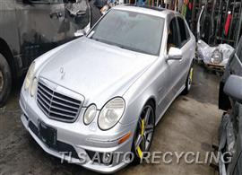 Parting Out Stock# 00029Y 2007 Mercedes E63