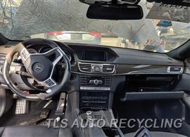 2014 Mercedes E63 Parts Stock# 10322R