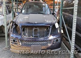 Used Mercedes GL450 Parts