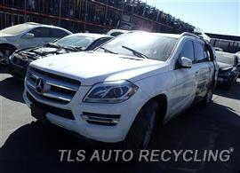 Parting Out Stock# 8534BL 2014 Mercedes Gl450