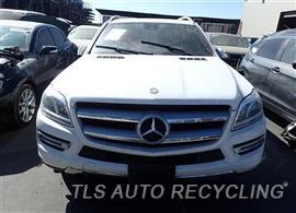 2014 Mercedes GL450 Parts Stock# 8534BL