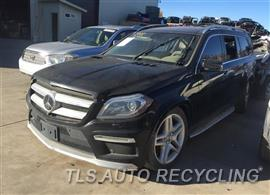 2015 Mercedes GL550 Car for Parts
