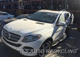 Used Mercedes GLE350 Parts