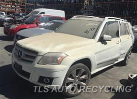Used Mercedes GLK350 Parts