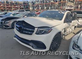Used Mercedes GLS63 Parts