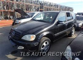 2003 Mercedes ML350 Parts Stock# 6062GY