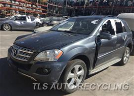 Parting Out Stock# 9580GR 2011 Mercedes Ml350