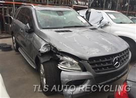 Used Mercedes ML350 Parts