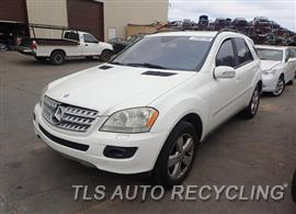 Used Mercedes ML500 Parts