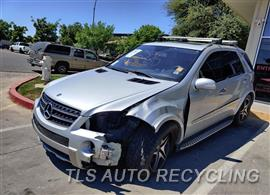 Parting Out Stock# 10335P 2007 Mercedes Ml63