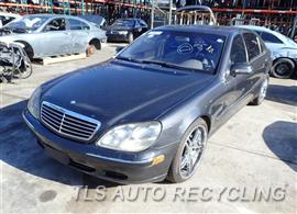 2002 Mercedes S430 Car for Parts