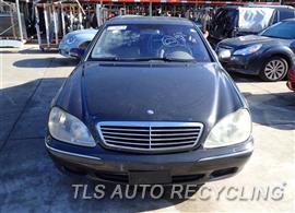 2002 Mercedes S430 Parts Stock# 6460GR