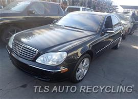 Used Mercedes S430 Parts