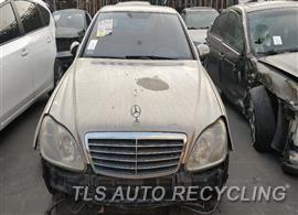 Used Mercedes S500 Parts