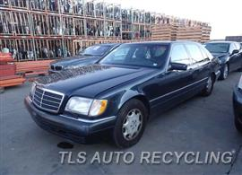 Used Mercedes S500SEL Parts