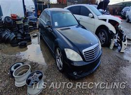 Used Mercedes S550 Parts