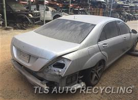 2007 Mercedes S550 Parts Stock# 9563OR