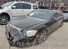 Parting Out Stock# 10325B 2007 Mercedes S550
