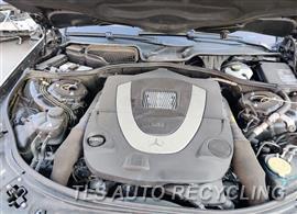 2007 Mercedes S550 Parts Stock# 10513G