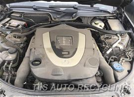 2008 Mercedes S550 Parts Stock# 9057BR