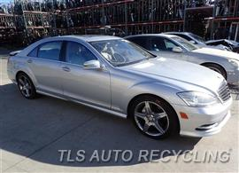 2010 Mercedes S550 Parts Stock# 7440OR