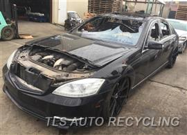 2013 Mercedes S550 Car for Parts