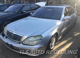 Used Mercedes S55 Parts