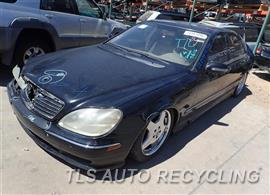 Used Mercedes S600 Parts