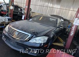 Parting Out Stock# 9662OR 2008 Mercedes S63
