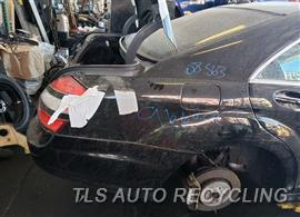 2008 Mercedes S63 Parts Stock# 9662OR