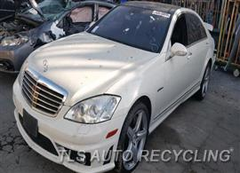 Used Mercedes S63 Parts