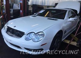 Used Mercedes SL500 Parts