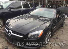 Parting Out Stock# 9319GR 2013 Mercedes Sl550