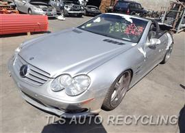 Used Mercedes SL55 Parts