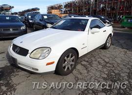 1999 Mercedes SLK230 Parts Stock# 5265YL