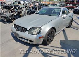 Used Mercedes SLK230 Parts