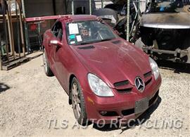 2007 Mercedes SLK350 Parts Stock# 00188P