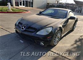 2009 Mercedes SLK350 Parts Stock# 10276B