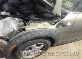 2009 Mini Cooper CLUBMAN Parts Stock# 9290GY