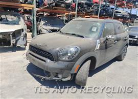 Parting Out Stock# 10559P 2014 Mini Cooper Countryma