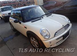 2006 Mini Cooper MINICOOPE Car for Parts