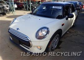 Parting Out Stock# 7038BL 2015 Mini Cooper Minicoope