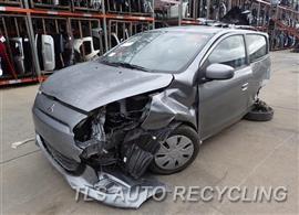 2015 Mitsubishi MIRAGE Parts Stock# 7498RD