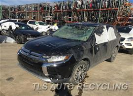 Parting Out Stock# 9110GY 2017 Mitsubishi Outlander