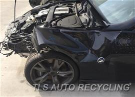 2010 Nissan 370Z Parts Stock# 8614RD