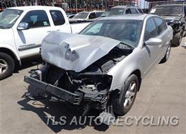 Parting Out Stock# 7313GR 2006 Nissan Altima