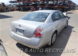 2006 Nissan ALTIMA Parts Stock# 7313GR