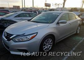 Parting Out Stock# 00353B 2018 Nissan Altima