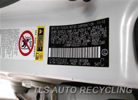 2019 Nissan ALTIMA Parts Stock# 00523O